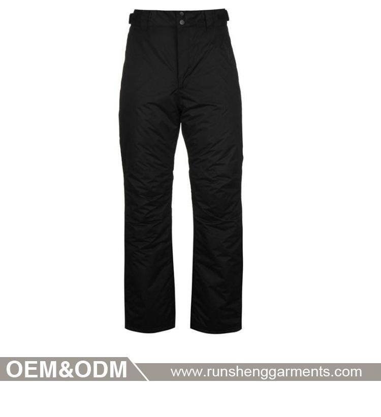 Natural fabric wholesale outdoor sport maternity ski pants