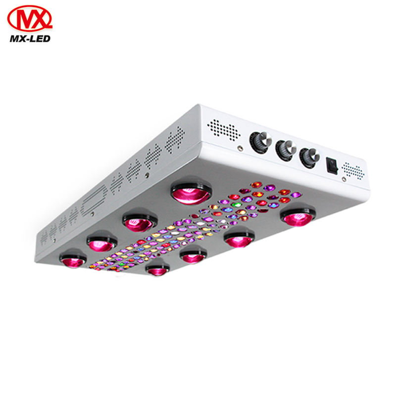 Daisy Chain 3000W 5000W Led Licht Groeien, kan-Nibis Groeien Kit Volledige Spectrum 380nm - 840nm Led Grow Light