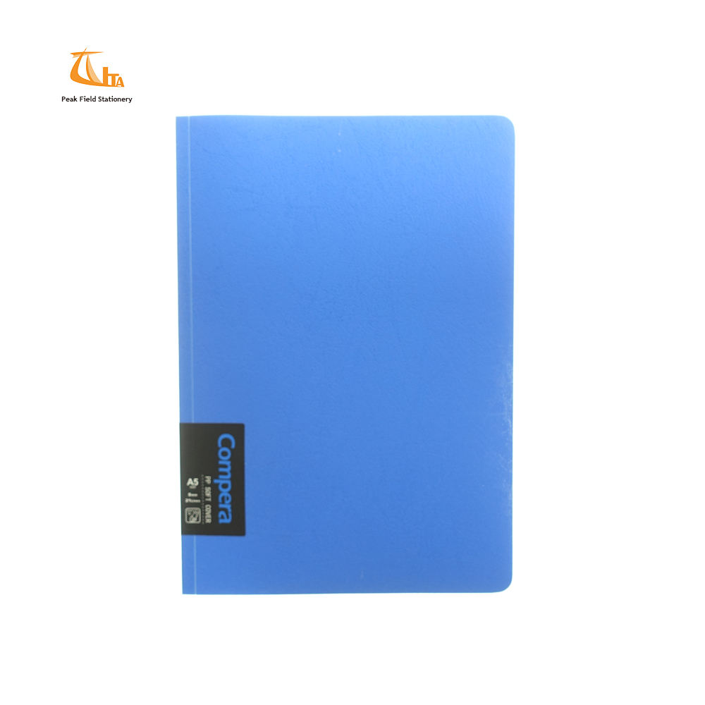 School briefpapier levert mode pvc cover oefening notitieboek