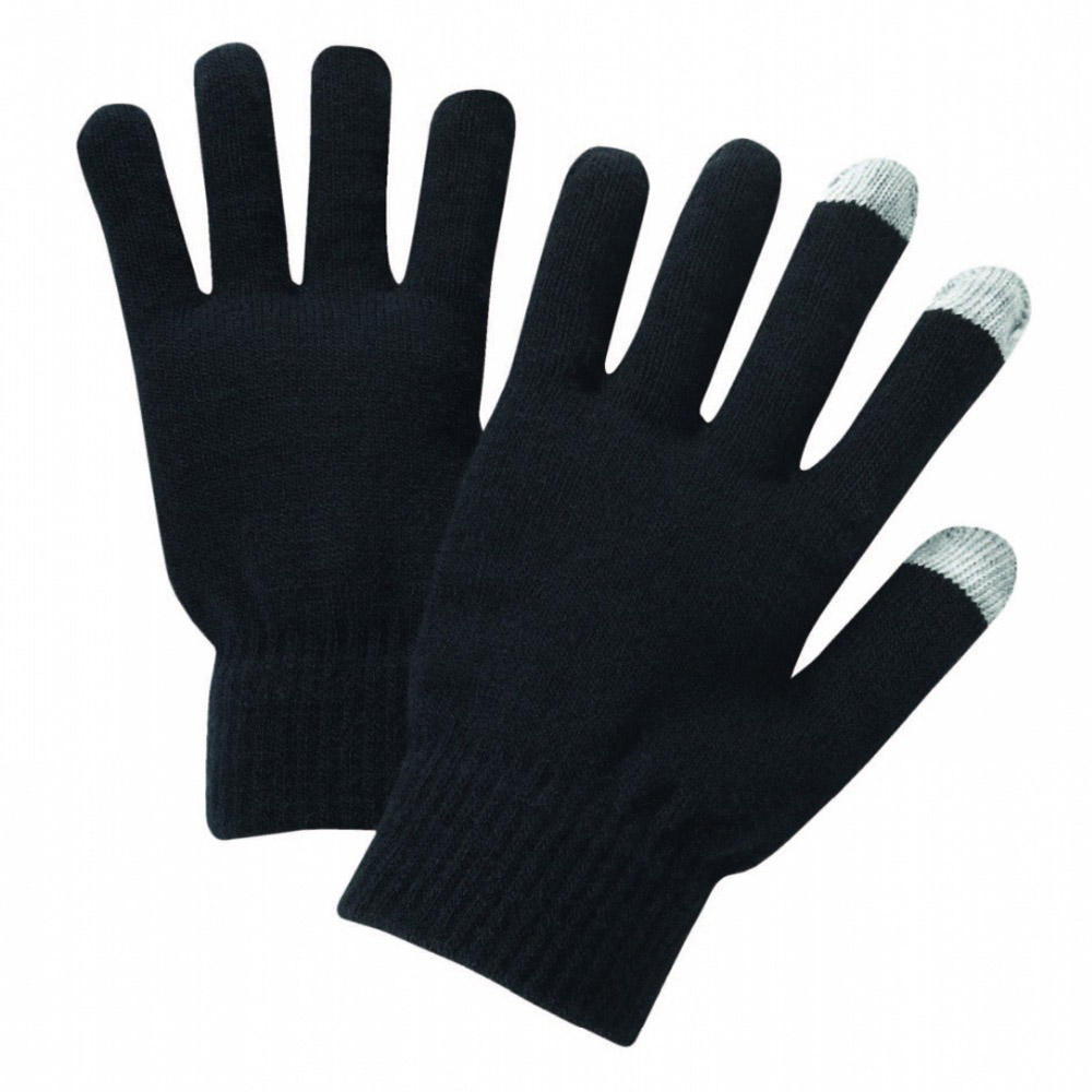 Silver Fiber Full Touch Screen Gloves