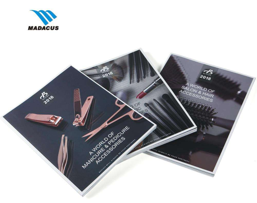 China softcover book product a4 brochure cheap magazine printing