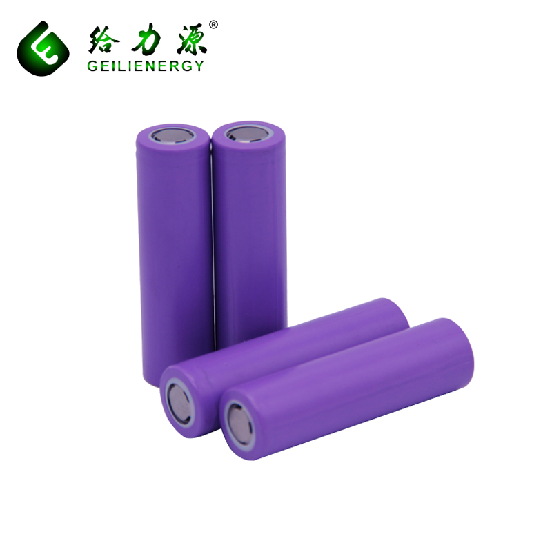 Geilienergy Factory Price 3.7v 2400mah 18650 li-ion battery