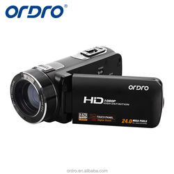 ORDRO Max 24MP 16X digital zoom 1080P hd video digital camcorder video camera