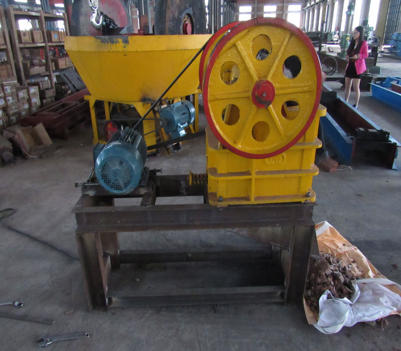 ใหม่ conditional gold ming jaw crusher, gold mineral rock crusher และโทรศัพท์มือถือ gold mining rock crusher