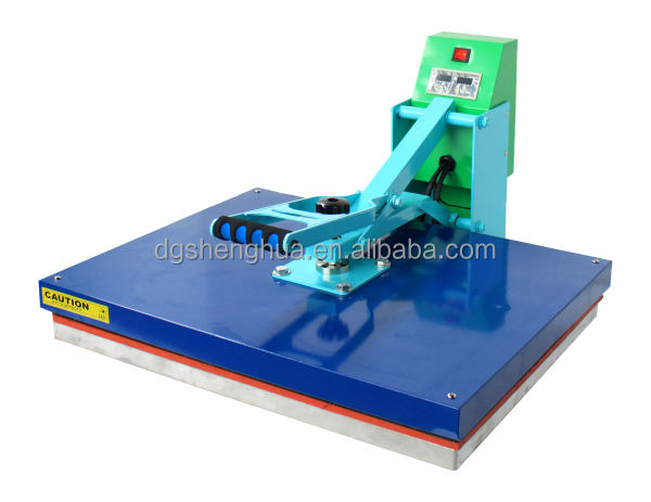 hot pressing machine for sale, 38x62cm tshirt hot press machine.