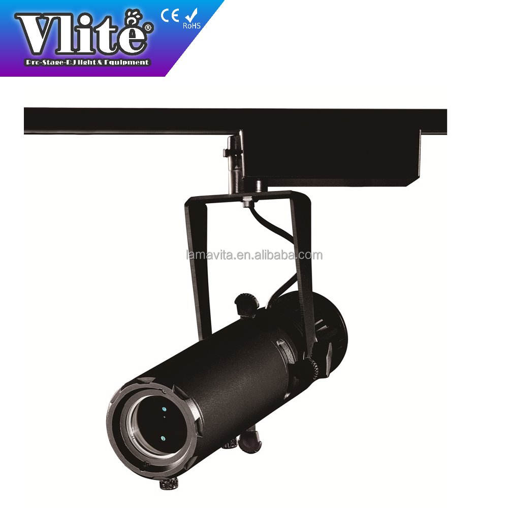 Spotlight MINI Profile LED Zoom 12-24 Degree With 25w Warm White LED
