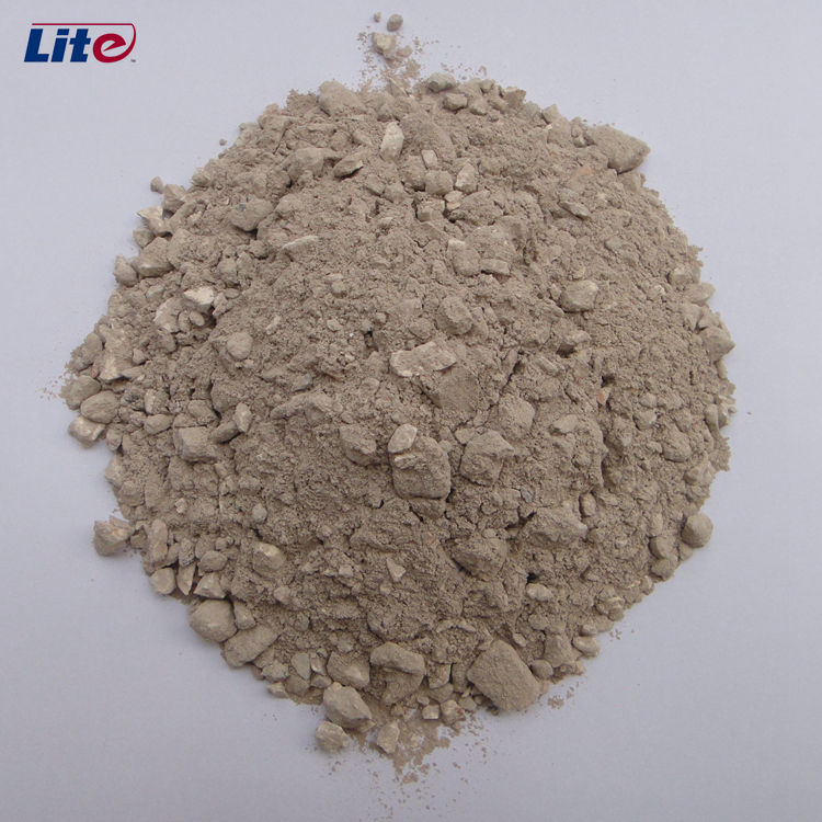 High temperature resistance low cement high alumina 70% refractory castable/mortar