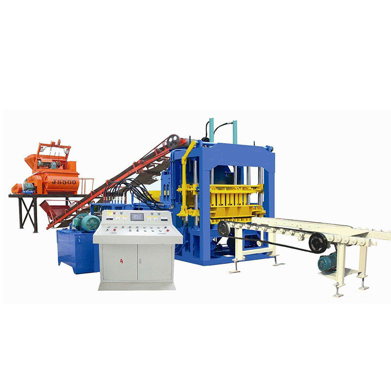 High quality custom mud brick making machine for sale with Rohs