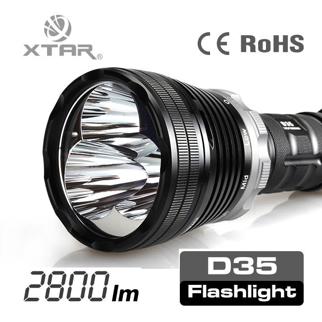 factory supply light highlight led flashlight torch the best diving flashlight