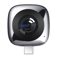 CV60 Panoramic Camera For Huawei with Dual 1300 Megapixel Lens, Support 360 Degree Photo / Video