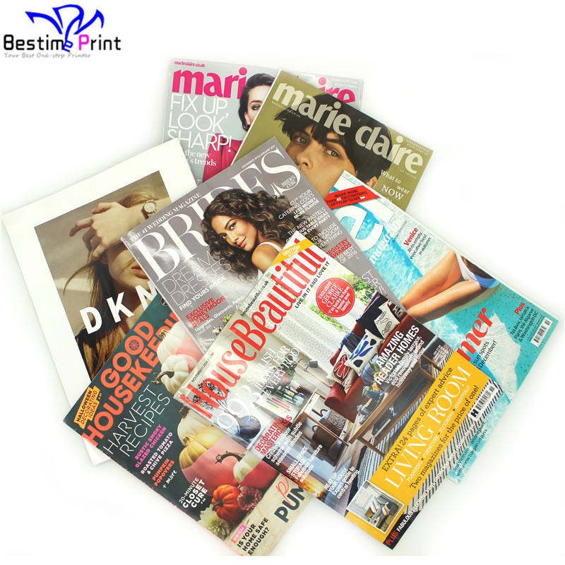 China Best Overseas Magazine Printing Service