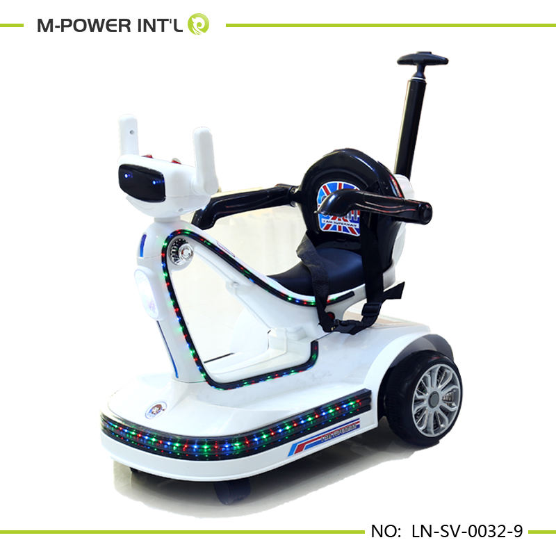 Cartoon animal cheap electric car / kids ride on car with best quality