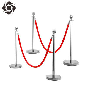 Rode Loper Event Party Awards Night Stanchion Barrier En Touw Set