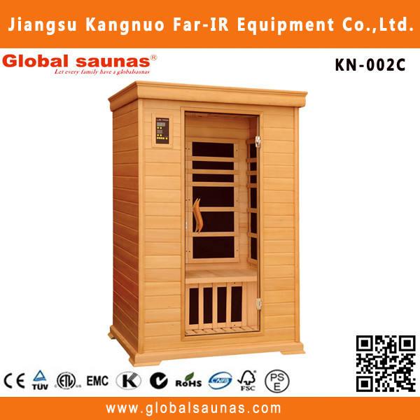 De calidad <span class=keywords><strong>superior</strong></span> bajo emf infrarrojo lejano de madera de finlandia sauna kn-002c