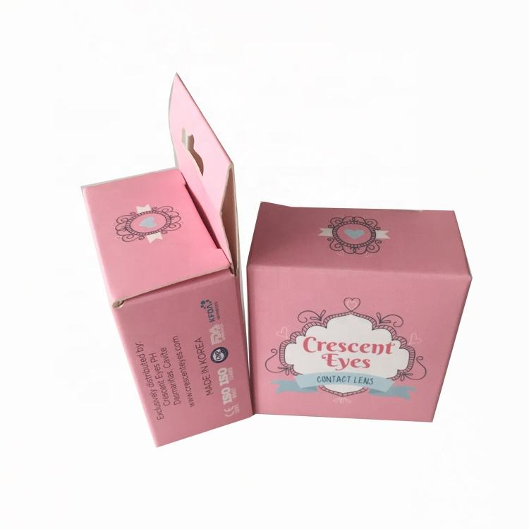 Contact Lens Case Women Contact Lenses Box For Men Cute Eyeglass Box