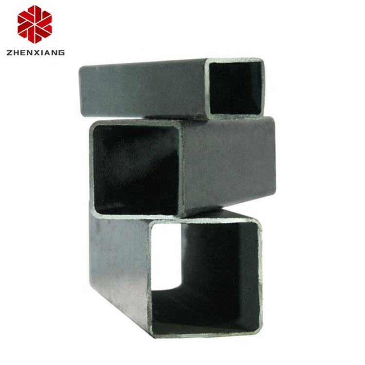 ZhenXiang ms hollow section round astm a106 b seamless tube welded steel galvanized square pipe