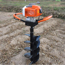 New Design 2 Stroke Gasoline Powered Ground Drill/Earth Boring Machine/Earth Auger