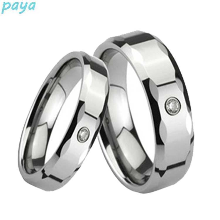 Cluster Rings [ Love Ring ] New Ring Forever Love Engagement Stainless Steel Ring/New Arrival Stainless Ring