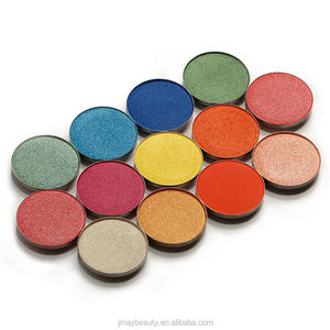 HOT 50 colors!!! eyshadows cosmetics individual single makeup high pigment eyeshadow 26mm DIY hot sale in USA UK CANADA KOREA