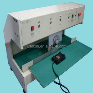 V cut pcb separator/pcb depanel machine/pcb snijmachine
