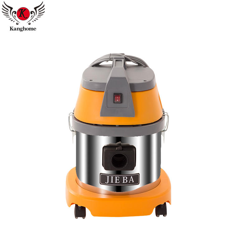 Multi-functional 1000W 15L High Quality Handle Heavy Duty Wet and Dry Canister Hotel Vacuum Cleaner