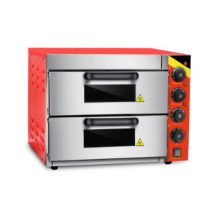 Hot sale Eastern Europe Electric Snack Machine Bakery Pizza Oven for sale