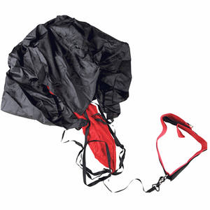 Speed Training Resistance Parachute Power Running Chute Voetbal Trainer Parachute