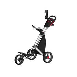 Outdoor Aluminum Tournament Push Golf Trolley