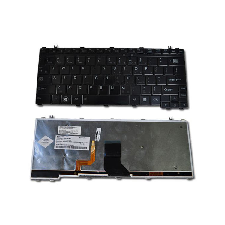 Por atacado para toshiba satellite u400 teclado made in china HotSale
