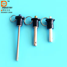 Stainless Steel Quick Release Button Lock Pin