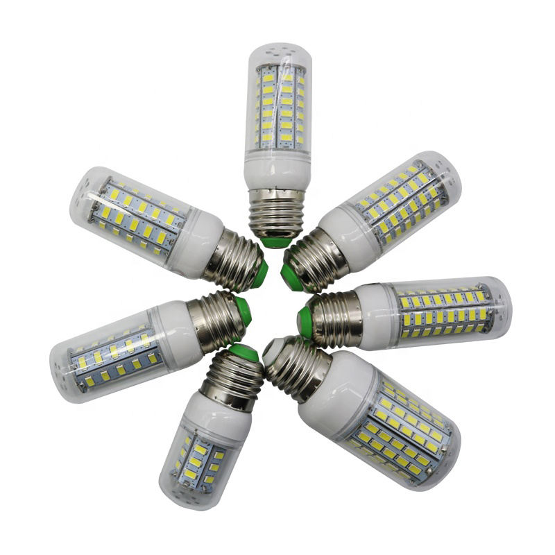 New arrival E27 E14 B22 LED Corn Light Bulb 5730 SMD Corn led 220V 110V