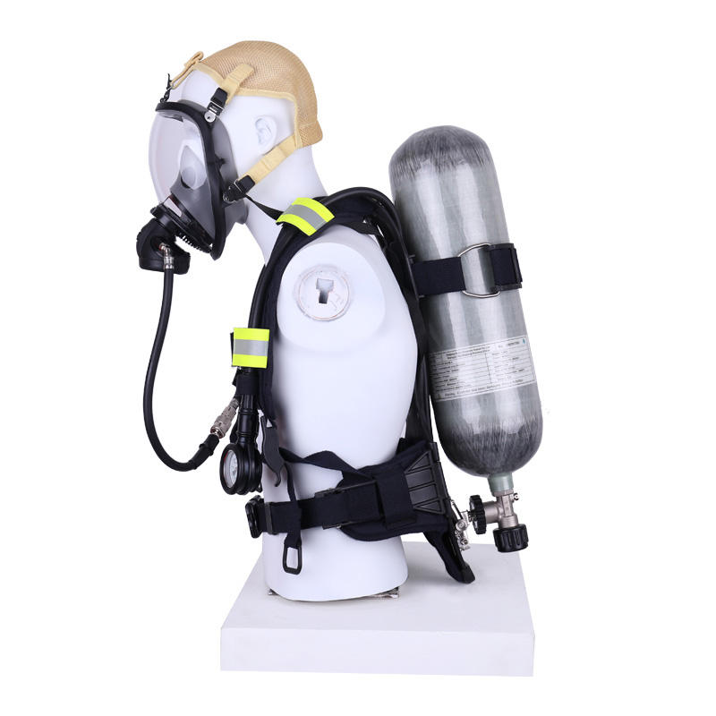 Famous brand SCBA factory supply you total new SCBA equipment