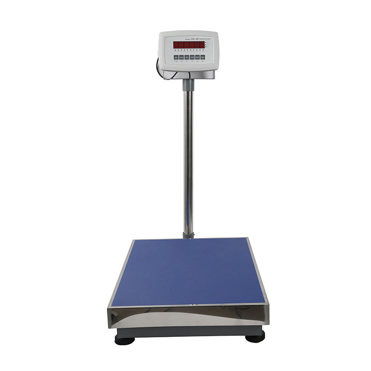 300kg bench electronic beam balance 400kg 500kg 600kg bench electronic digital platform weighing scales with printer