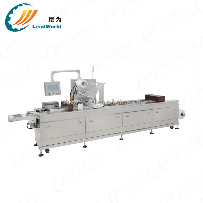 high efficiency and low price MAP machine with trays