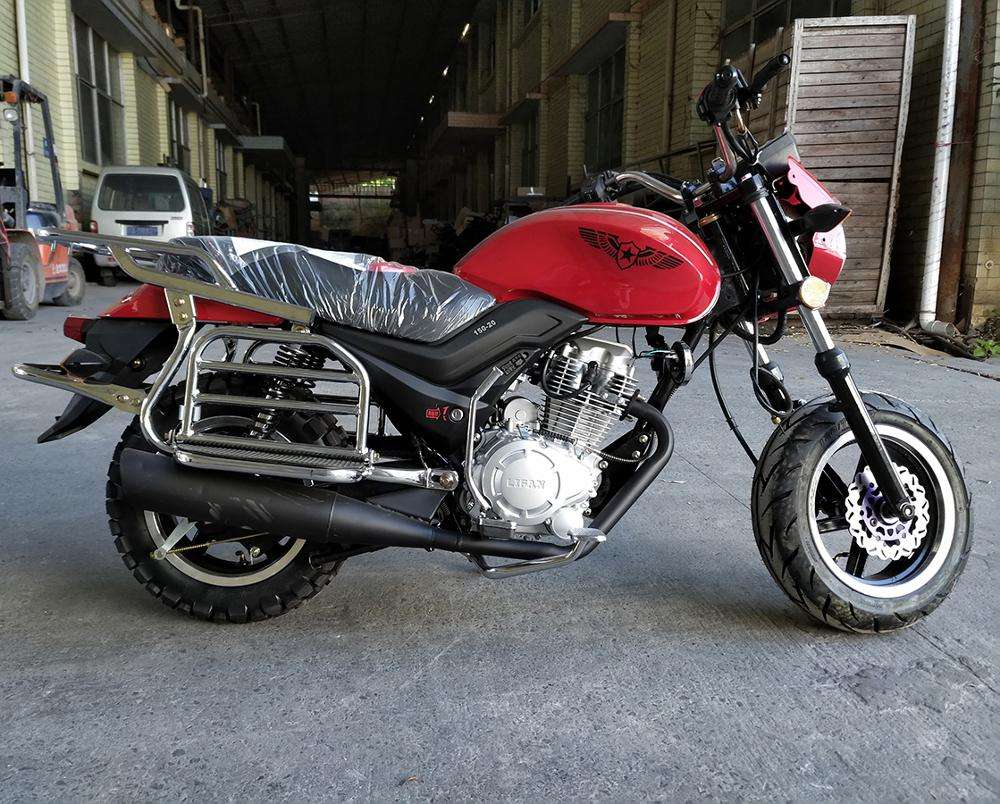 150cc Motorcycle Using 150CC Lifan Engine