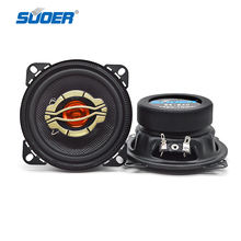 Wholesale cheap 4/5/6.5 inch 2 way car audio speaker with tweeter car speakers Coaxial Stereo speaker for car
