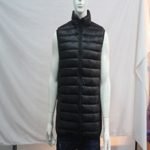 good quality waterproof men winter outdoor vest / waistcoat jacket