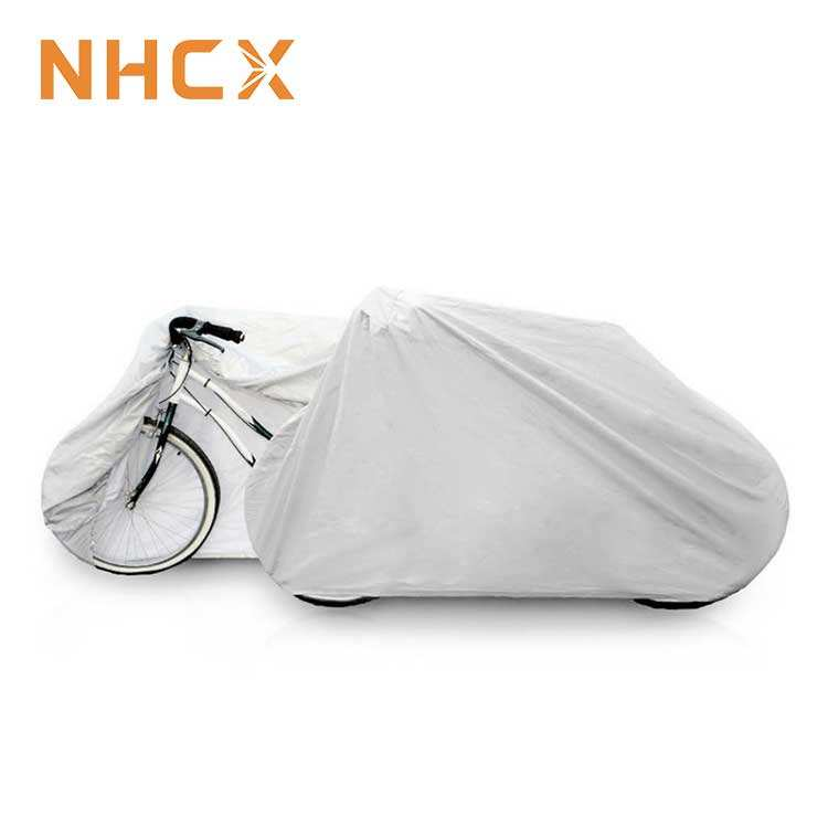 Polyester waterproof dustproof bicycle cover to protect your bike