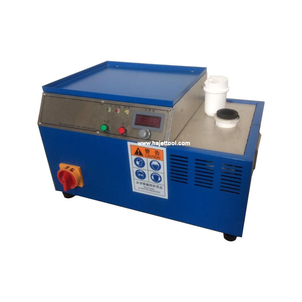 NEW 220V 5KW platinum melting machine gold melting furnace mini induction melting furnace