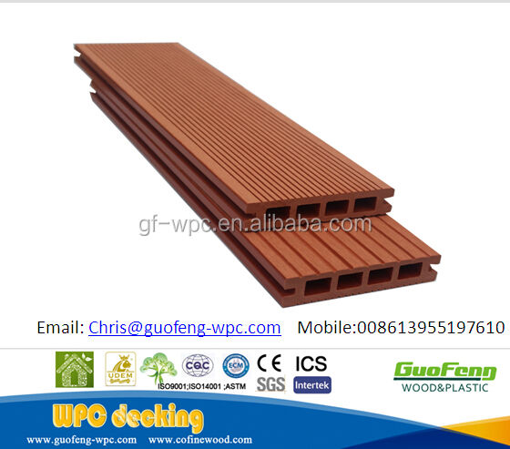 outdoor wpc wood plastic composite particle board