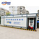 Autoware Mobile Petrol gas Diesel Portable Filling station,Movable Fuel Station With Container