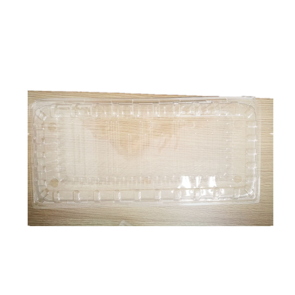 Clear Disposable pet Packaging Cavity Inner Customised Plastic Blister holder Tray For hardware ,