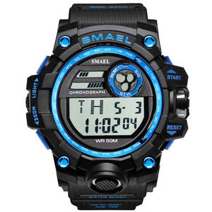 Hot Sales Style Men Watch SMAEL Brand 1545D Digital Wristwatches