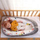 China Wholesale Economically baby lounger nest baby lounger bed 100 cotton baby nest for cot