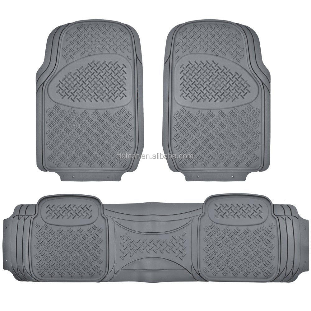 Supplier full set new design PVC 3D car mats for sale