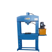 20-150T Manual/electric hydraulic press/Frame type gantry forging press/Molding machine