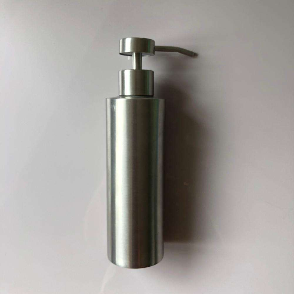 Bulk Stainless Steel Material and Chrome Plated Automatic Liquid Soap Dispenser
