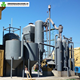 50KW Animal Manure / Waste Biomass Gasification Power Plant / 100KW Cow Manure Gasifier for Generation Station