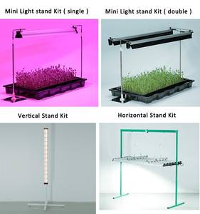 Indoor Plant Growing System Kits Propagation Nursery Start Grow Yeast Propagation Tank Microgreen Seed Tray