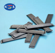 building and construction material 1300mpa CE certificate CH 80/60 steel fibers for reinforcement concrete